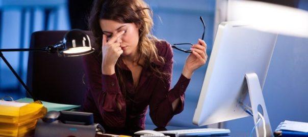 Как не потерять зрение работая за компьютером