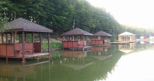 озеро Затишне