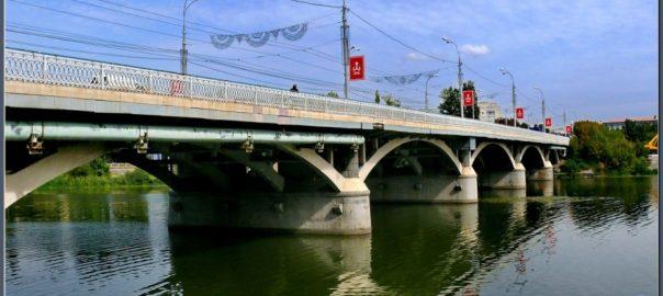 На Центральном мосту в Виннице установили отражатели света