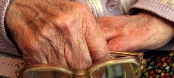 парень изнасиловал бабушку 81 лет