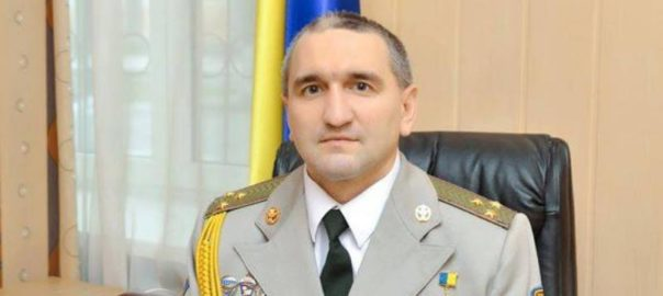 Президент присвоил Гордийчуку звание генерал-майора