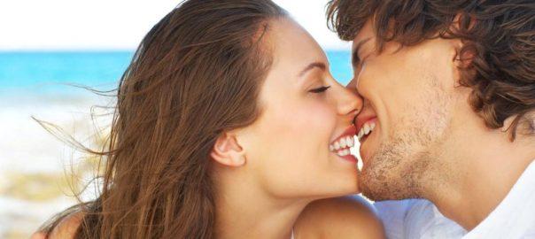 Поцелуй, его польза для здоровья