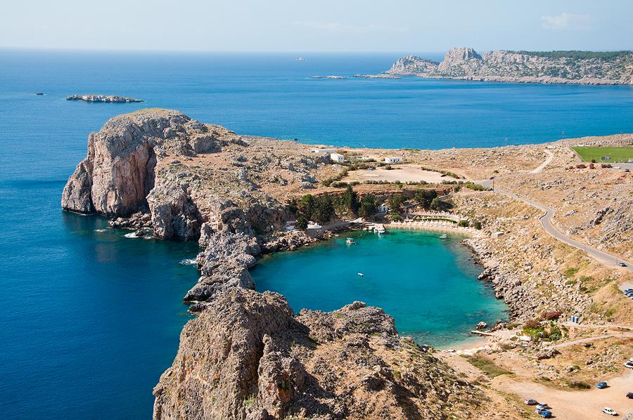 Родос - сердце Греции!