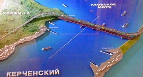 Керченский мост — главная угроза для экологии Крыма