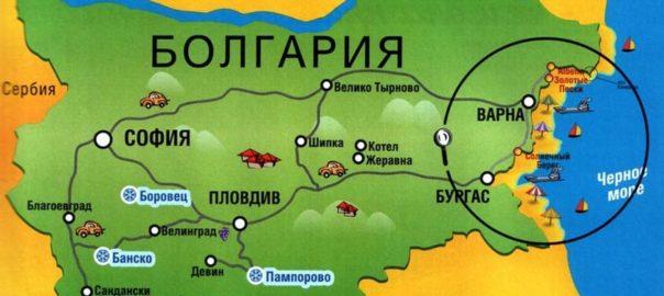 Турист в Болгарии. Что посмотреть?