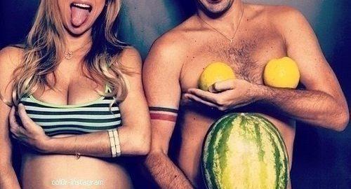Фотосессия для беременных, интересные идеи