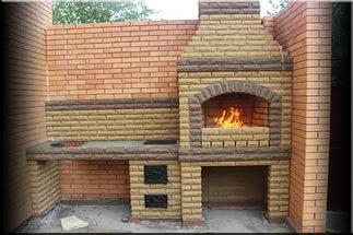 Строительство печи барбекю: подготовительные работы, закупка материалов