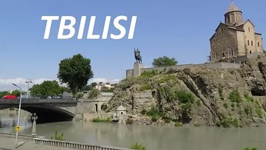 Где можно отдохнуть в Грузии? Прогулка по Тбилиси