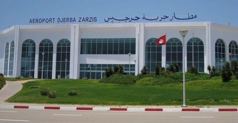 аэропорт джерба фото