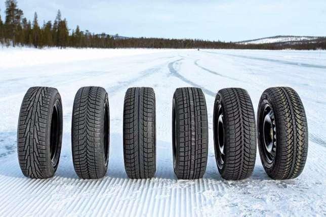Как выбрать зимние шины? Советы