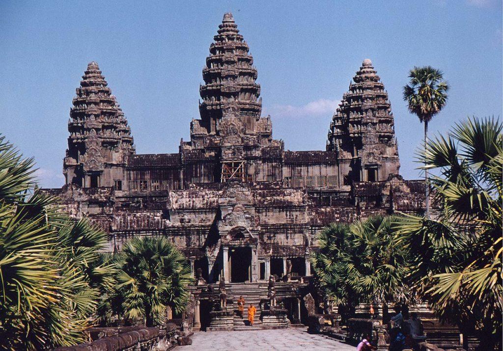 Древний город Ангкор. Камбоджа