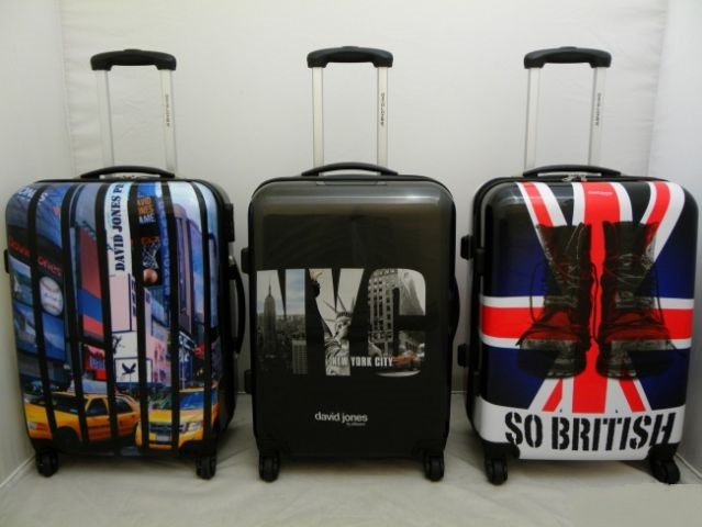 Что такое современный чемодан?