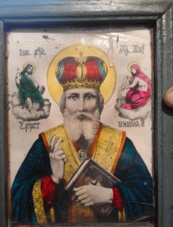 На Волыни в селе случилось чудо - обновилась древняя икона