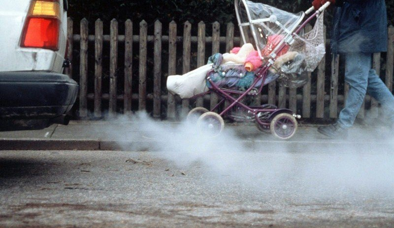 Влияние выхлопных газов на здоровье человека
