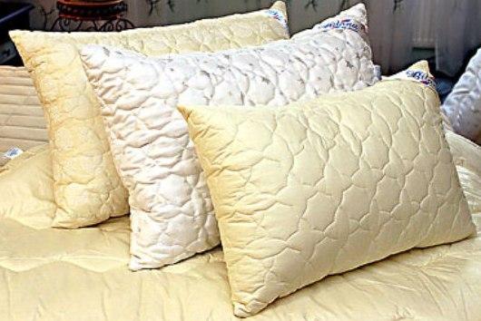 Какой самый лучший наполнитель для подушек