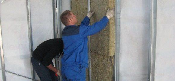 Как утеплить стены изнутри? 2