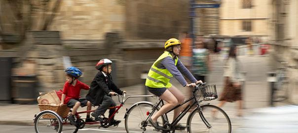 Когда велотранспорт в Украине станет популярным? 2