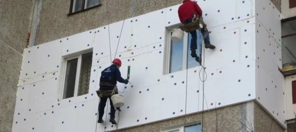 Чем и как лучше утеплить фасад дома снаружи? 2