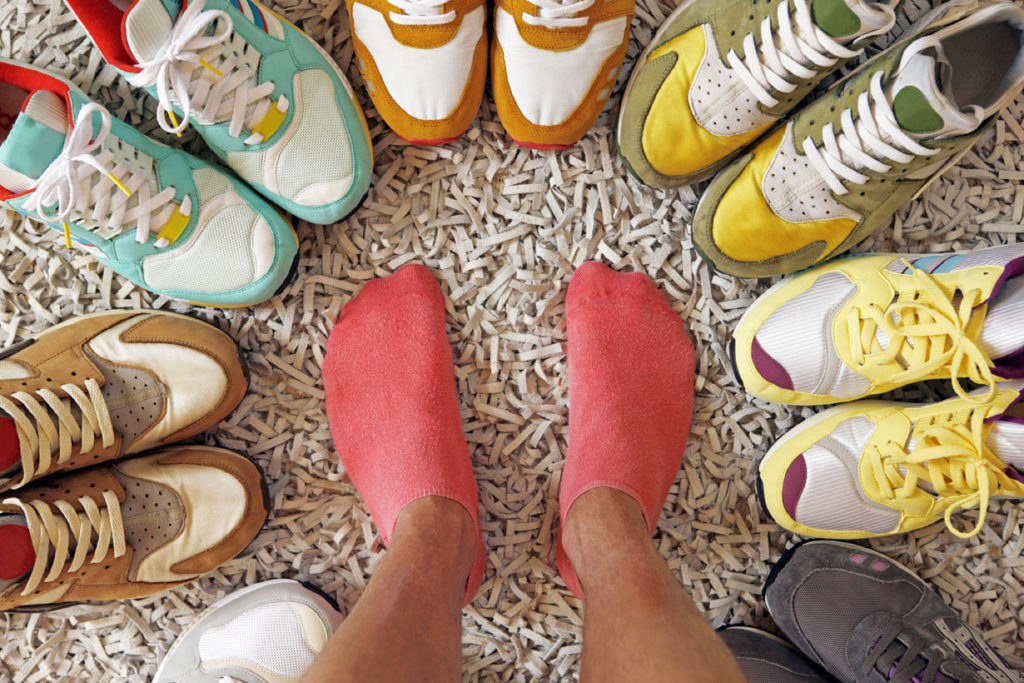 Как правильно выбрать кроссовки? Советы 2
