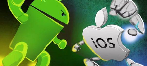 IOS против ANDROID: 10 преимуществ операционной системы APPLE