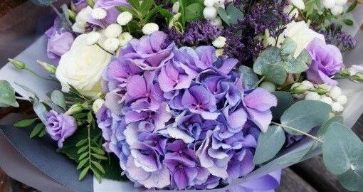 Предоставление услуг по доставке цветов 2
