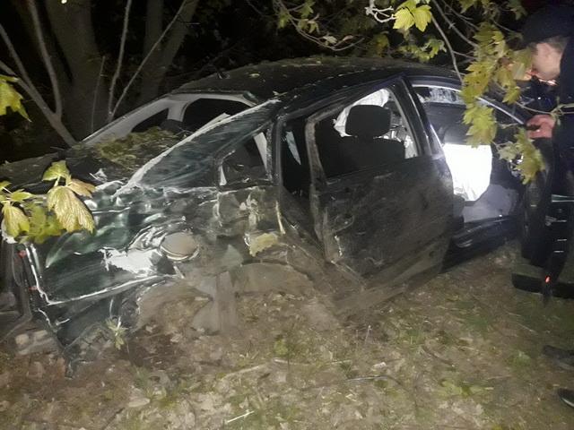 «Пьяная» авария под Винницей: в машины отлетели колеса, есть пострадавшие. Фото