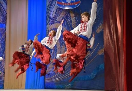 Международный детский фестиваль народной хореографии состоится в Виннице