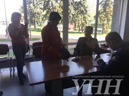 В Виннице подрались два депутата