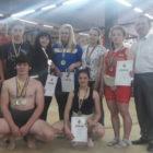14 золотых медалей привезли винницкие сумоисты с чемпионата Украины