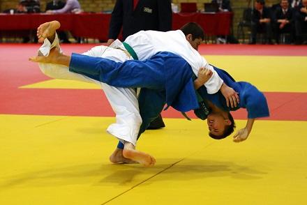 В Виннице в эту субботу пройдет чемпионат области по дзюдо