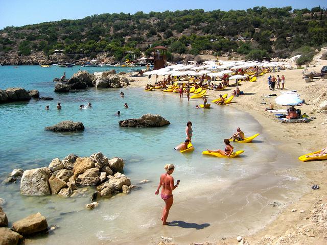 Погода на Кипре в декабре и на Новый Год