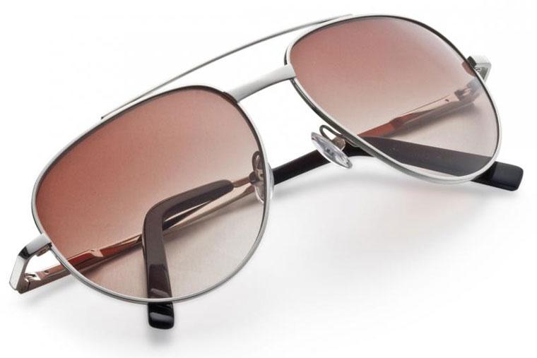 Стильные фото девушек в солнечных очках