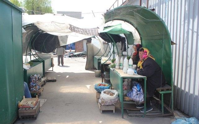 В Виннице сносят рынок «Киевский». Люди пишут жалобы