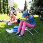 В Виннице начали субботние «Художественные выходные» с тематическими мероприятиями