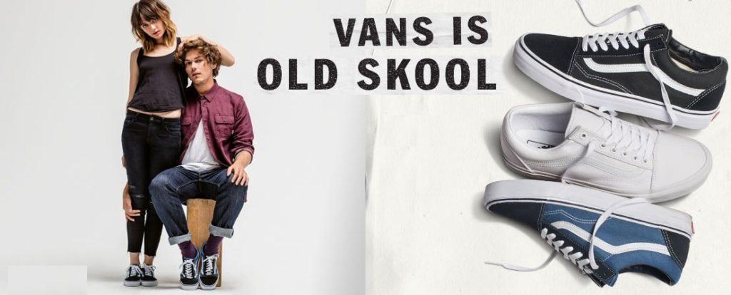 Кеды Vans