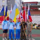 Украина выиграла командный чемпионат Европы по многоборью