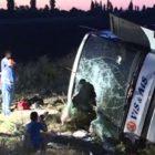 СРОЧНО!!! На Львовщине перевернулся автобус с детьми, пострадавших трудно посчитать