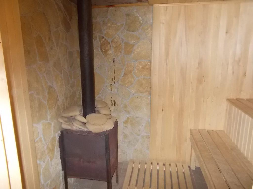 Банька у Наталки