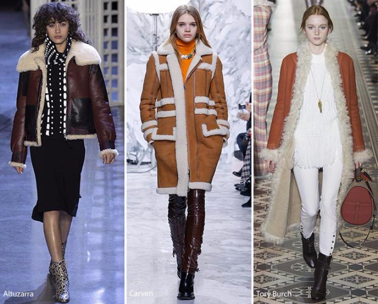 Что модно носить осенью 2017 сезонные образы