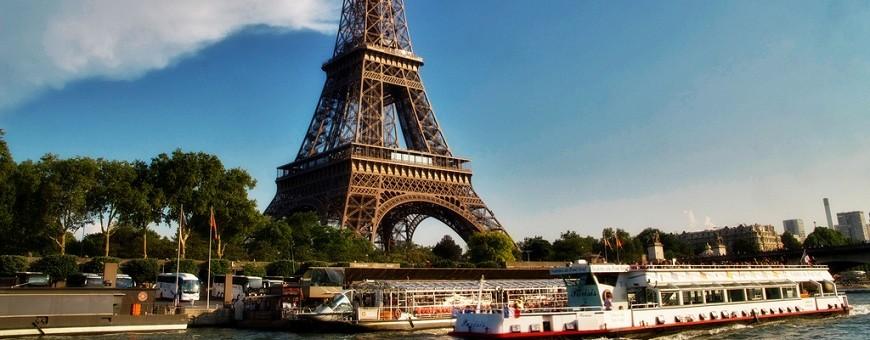 Авторские индивидуальные экскурсии по Парижу, пригородам и различным регионам Франции