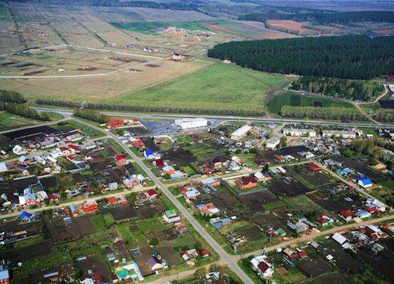 Экологический обзор районов города Екатеринбурга