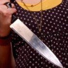 Прямо в грудь: Киевлянка напала на своего мужа с ножом