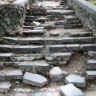 Винницкие «Кумбары»: горы мусора, разрушенные лестницы и пейзажи с каменных склонов. Фоторепортаж