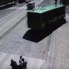 В центре Винницы на «зебре» автобус сбил велосипедиста