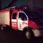 В Виннице пожар на «Барлинеке».