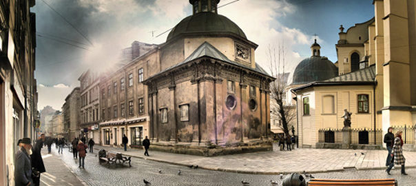 История основания города Львова
