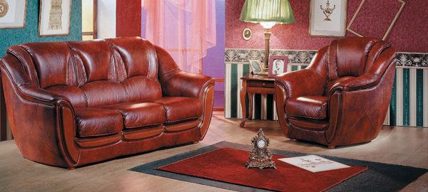 Плюсы мягкой мебели из кожи 2