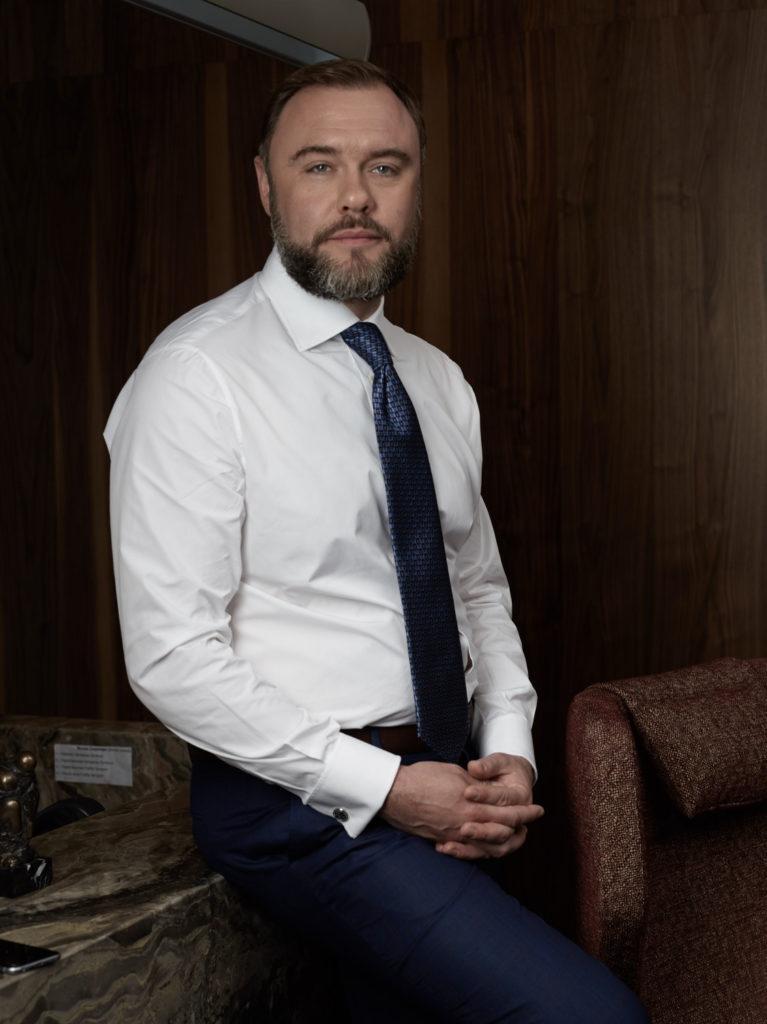 Глеб Владимирович Загорий и успешная карьера