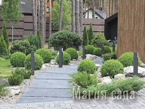 3 варианта оформления сада по стилю, которые вам предложит студия ландшафтного дизайна «Зеленая Магия»