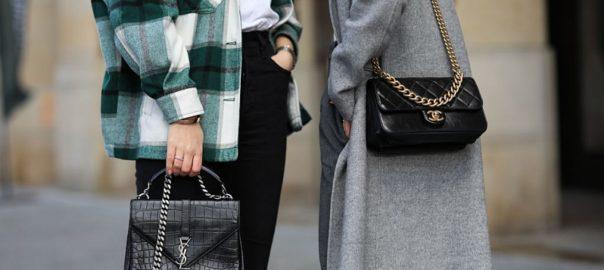 Популярні моделі шкіряних наплічних сумок